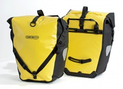 TAS ORTLIEB ACHTER BACK ROLLER CLASSIC F5304 YELLOW-BLCK QL2.1 (PAAR)